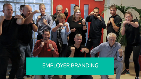 employer branding video