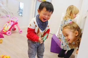 fotografie voor een kinderdagverblijf