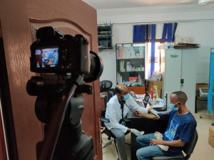 international documentary production, video production